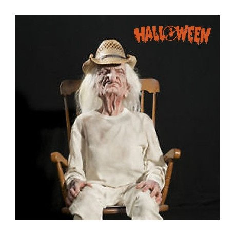 Abuelo Animado Halloween (Life Size)