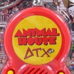 Animal House Llavero Parlante