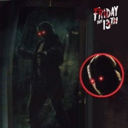 Jason Voorhees Friday the 13th Cobertor para la Puerta