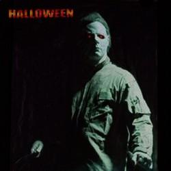 Michael Myers Halloween Cobertor Parlante Puerta