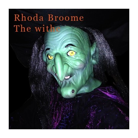 Rhoda Broome Flying Witch (Life Size Animatronics)