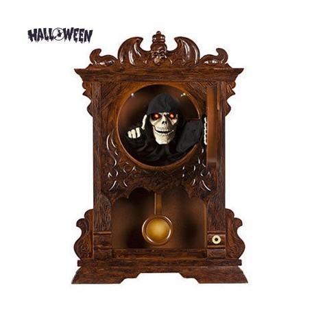 Reloj de Pared Embrujado Animado Halloween