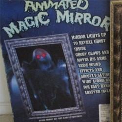 Espejo Mágico Animado Halloween