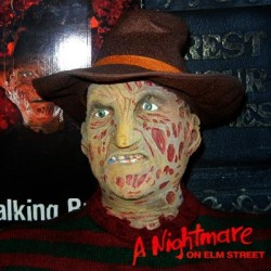 Freddy Krueger Nightmare on Elm Street (Animatronics Bust)
