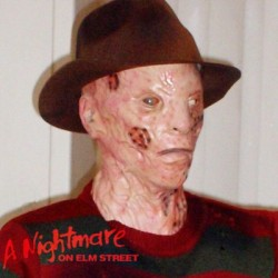 Freddy Krueger Nightmare on ELm Street (Animatronics Life-Size)