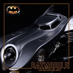 Batmobile - 1989 Version (Sixth Scale Figure)