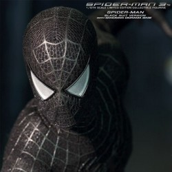 Spider-Man Black Suit Version ( Sixth Scale Figure by Hot Toys)