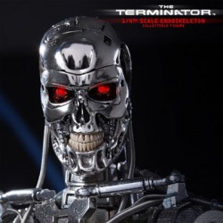 The Terminator: Endoskeleton ( Quarter Scale Figure by Hot Toys)