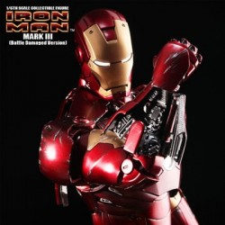 Iron Man Mark III (Sixth Scale Figure by Hot Toys)