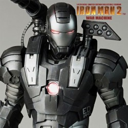 War Machine (Sixth Scale Figure by Hot Toys)