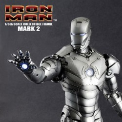 Iron Man Mark II (Sixth Scale Figure by Hot Toys)