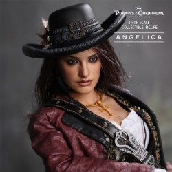 Angelica - Exclusive ( Sixth Scale Figure by Hot Toys)