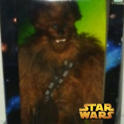 "Chewbacca Star Wars Action Collection 12"" (Action Figure Kenner 1998)"