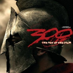 300 - The Art of the Film: The Art of the Movie (Book by Zack Snyder)