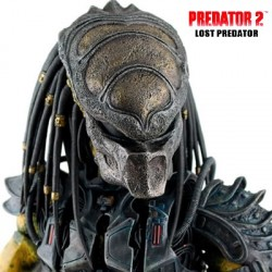 Hot Toys - MMS76 - Predator 2 - Lost Predator - 14'' Action Figure