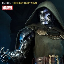 Doctor Doom (Legendary Scale™ Figure by Sideshow Collectibles)