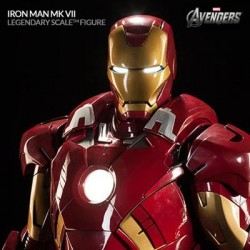 Iron Man Mark VII (Legendary Scale™ Figure by Sideshow Collectibles)