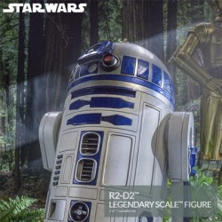 R2-D2 (Legendary Scale™ Figure by Sideshow Collectibles)