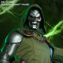 Dr. Doom - Excusive (Premium Format™ Figure by Sideshow Collectibles)