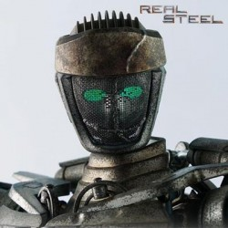 Atom – REAL STEEL (Sixth Scale Figure by ThreeA Toys)