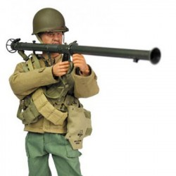 34th INFANTRY DIVISION Russell Franklyn United States Army No. 34 Infantry Division Russell Franklin figure cosplay costume