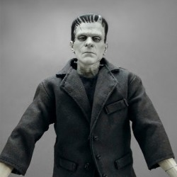 Frankenstein Sideshow Silver Screen Edition Figure