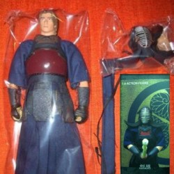 CASTLE JAPANESE KENDO DX VER.1/6 ACTION FIGURE