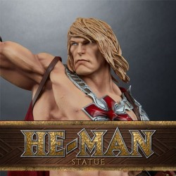 He-Man Statue by Sideshow Collectibles