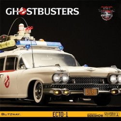 ECTO-1 Ghostbusters 1984 (Sixth Scale Figure Accessory by Blitzway)