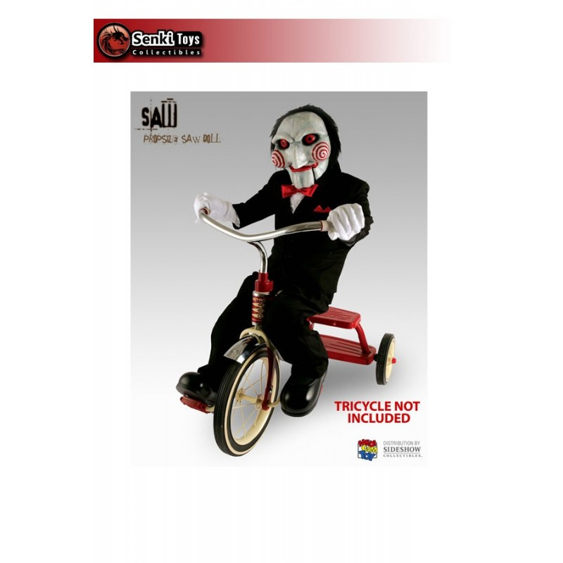 Jigsaw Doll (Prop Replica) - Senkitoys Collectibles
