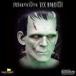 Universal Monsters Frankenstein Edición Limitada VFX (Busto 1:1 Prop Replica Reloj)