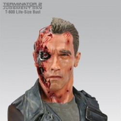 T-800 (Life-Size Bust by Sideshow Collectibles)