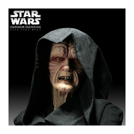 Palpatine (Life-Size Bust by Sideshow Collectibles)