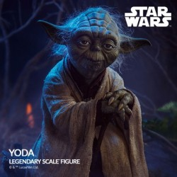 Yoda (Legendary Scale™ Figure by Sideshow Collectibles)