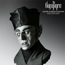 Vampyre (Life-Size Bust by Sideshow Collectibles)