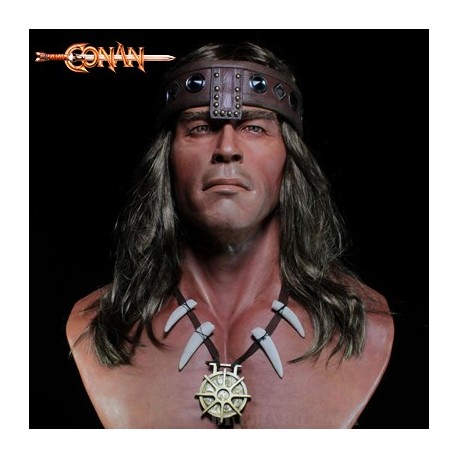 Conan the Destroyer (Life Size Bust )