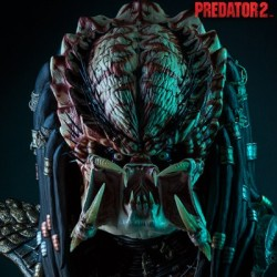 Predator 2 (Life-Size Bust Prop Replica by CoolProps)