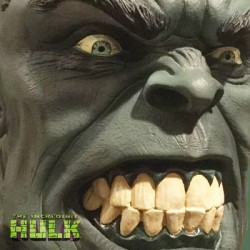 The Hulk Avengers (Life Size Bust by Alex Ross, Dinamic Forces)
