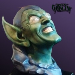 Green Goblin (Life Size Bust)