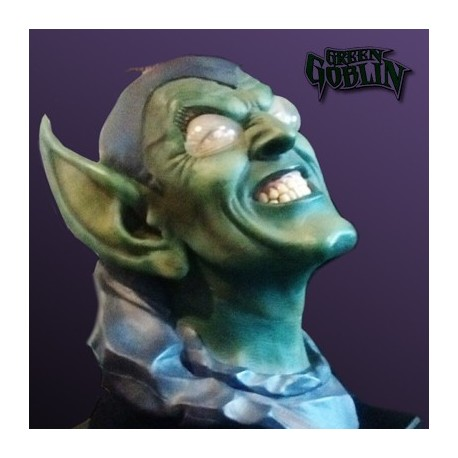 Green Goblin (Life Size Bust)