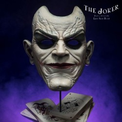 The Joker (Life-Size Bust by Sideshow Collectibles)