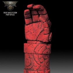HELLBOY The RIGHT HAND of DOOM (LIFE-SIZE PROP REPLICA by Sideshow Collectibles)