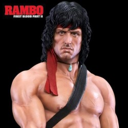 Rambo - Exclusive ( 1:3 Statue)