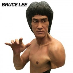 BRUCE LEE (LIFE SIZE BUST)