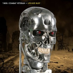 T-800: Combat Veteran (Life-Size Bust by Sideshow Collectibles)