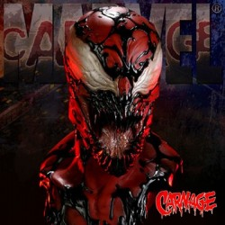 Carnage (Life-Size Bust by Sideshow Collectibles)