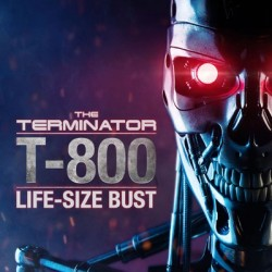 The Terminator (Life-Size Bust by Sideshow Collectibles)