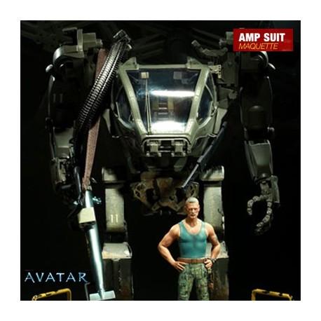 AMP Suit Maquette