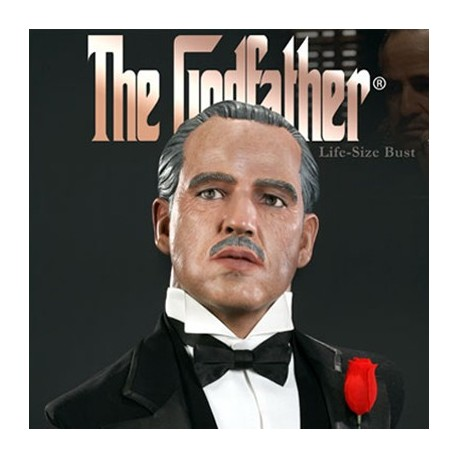 The Godfather (Life-Size Bust)