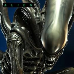 Alien 'Big Chap' (Maquette)